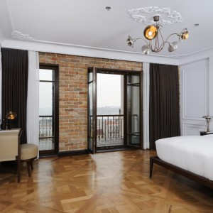 Georges_Boutique_Hotel_Istanbul-Deluxe_Sea_View_Room