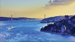 bosphorus asian side