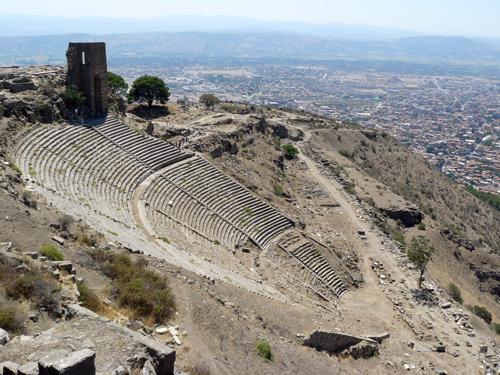 Ephesus-Pergamum Tour