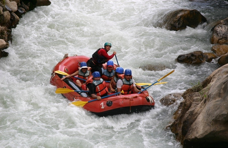 White Water Rafting Turkey