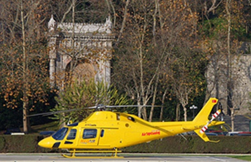 Discover Istanbul Euro Asia By Helicopter