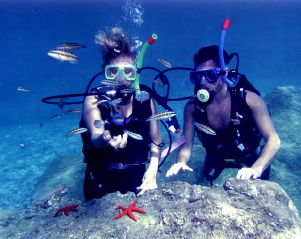 Turkey Scuba Diving Tour