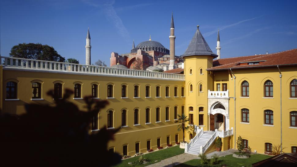 Four Seasons Hotel Sultanahmet