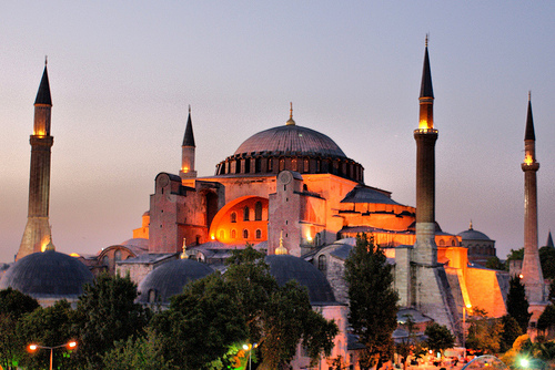 Splendours of Turkey