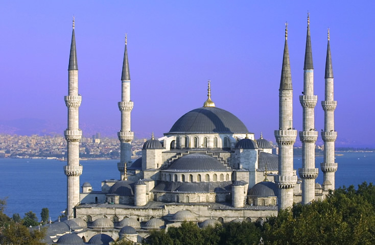 Turkey Islamic Heritage Tour